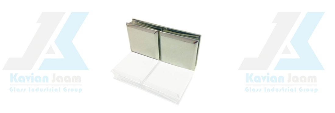 بست شیشه به شیشه 4 در 8